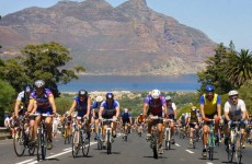 Cycle Tour 2012